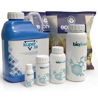 Biocontrol y residuo cero
